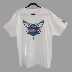 Charlotte Hornets T-shirt XL